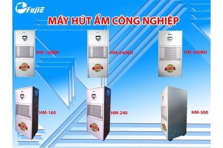 Tìm hiểu công dụng của máy hút ẩm công nghiệp FujiE