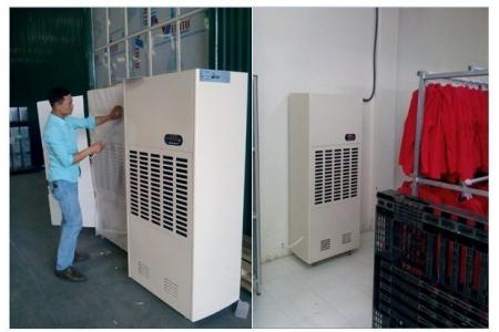 Tư vấn chọn máy hút ẩm công nghiệp fujie chính hãng