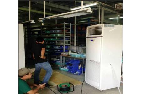 Tại sao bạn cần sử dụng máy hút ẩm công nghiệp cho ngành điện tử