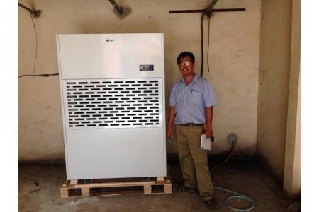 Những Lý do chọn máy hút ẩm công nghiệp FujiE