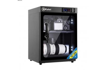 Lý do nên chọn tủ chống ẩm Nikatei để bảo quản máy ảnh của bạn